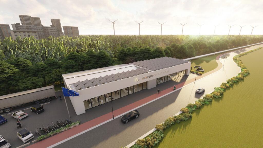 Hardt Hyperloop test center