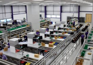 Invertek production Wales UK