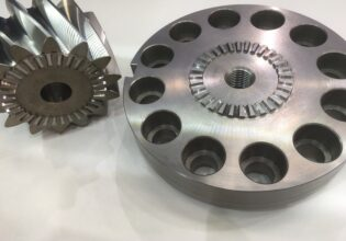 Apex dynamics curvic plate koppeling