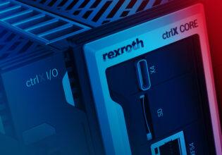 ctrlX Automation Bosch rexroth