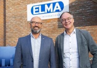 nieuw directieteam Elma