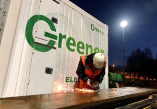 Greener batterij bouwsector