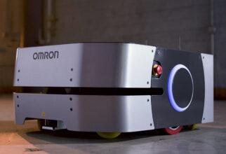 mobiele robot van Omron
