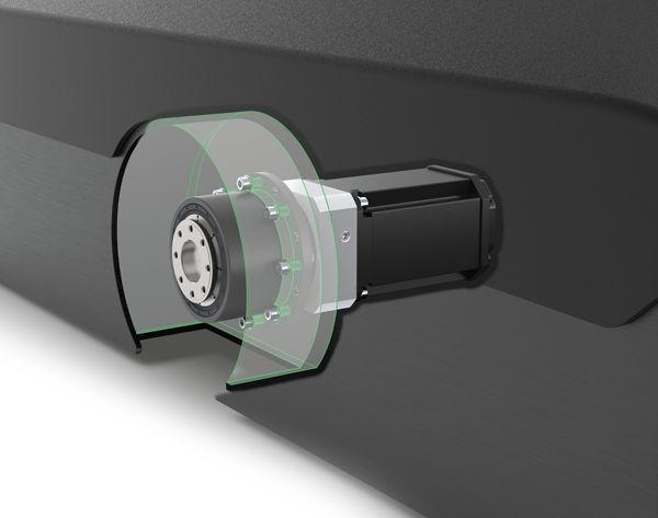 Neugart reductoren voor AGV