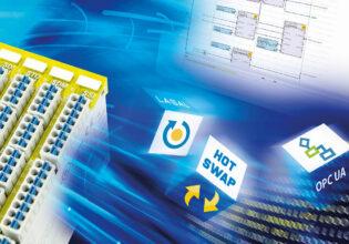 hot swap safety modules van Sigmatek