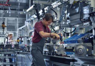 Bosch Rexroth Elchingen productie axiale plunjer