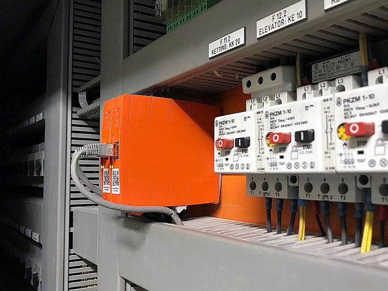 Semiotic monitoring device
