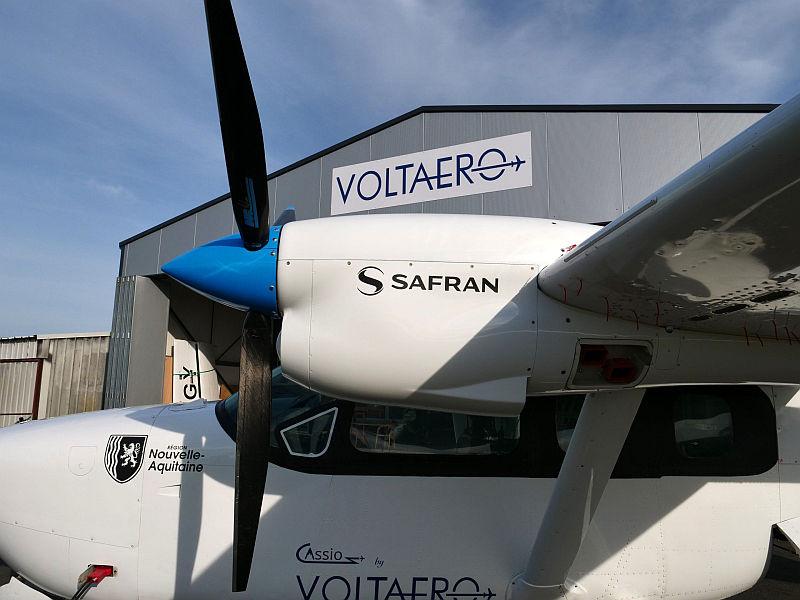 VoltAero elektisch vliegen