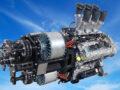 hybride aandrijflijn voor elektrisch vliegen
