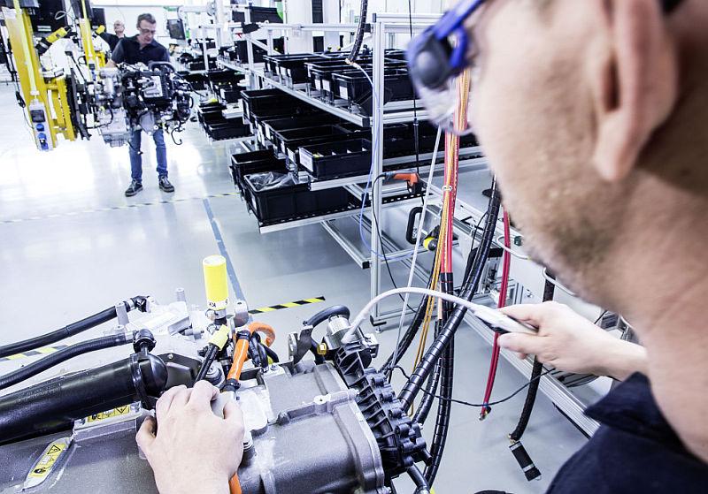 brandstofcelsystemen Daimler