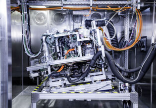 Daimler brandstofcelsystemen