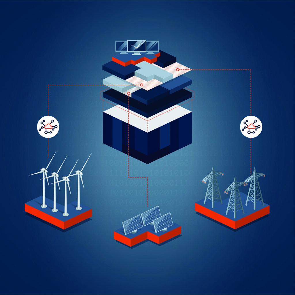 zenon Service Grid Energy