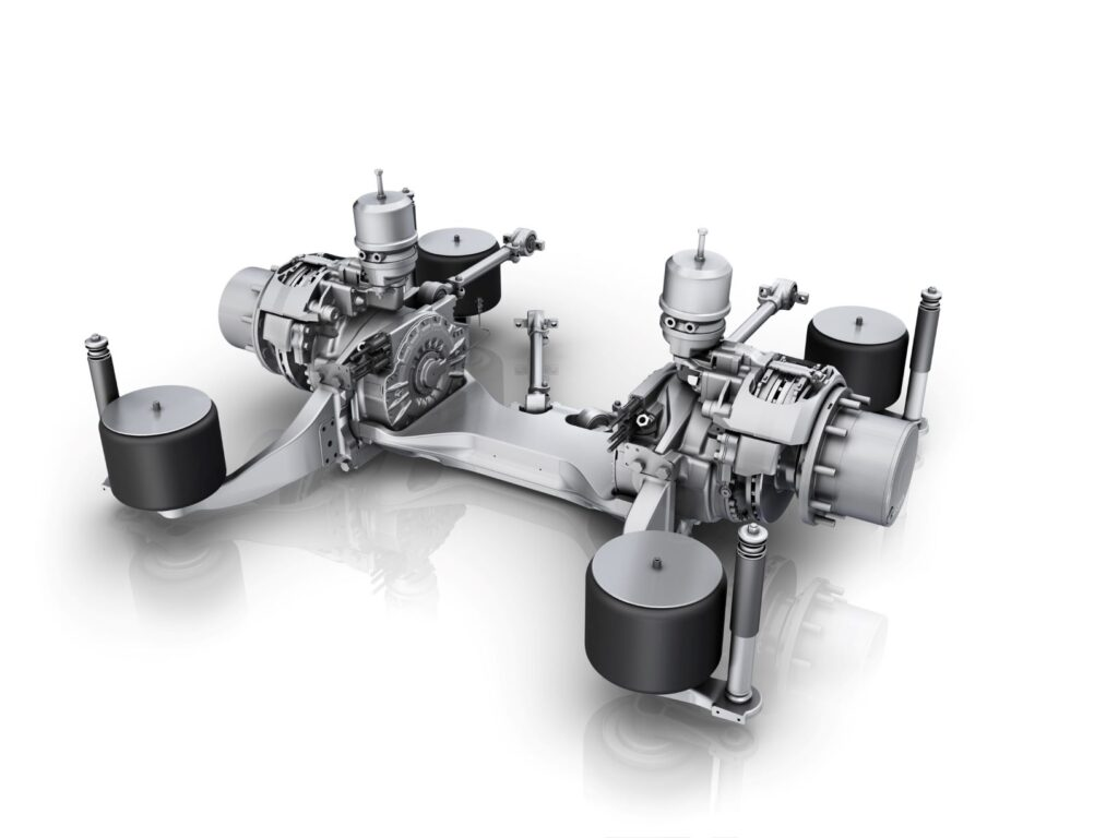 ZF Axtrax AVE