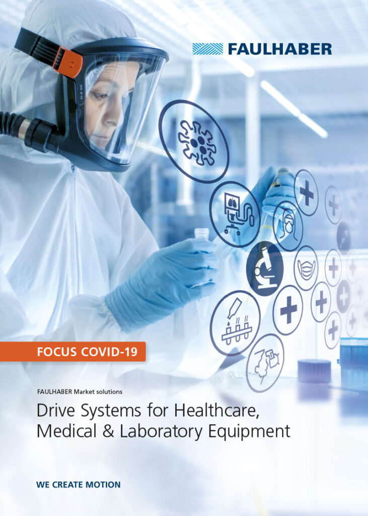 Faulhaber medische technologie