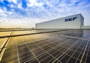 CO2-neutraal produceren bij SKF