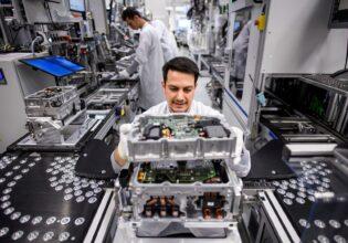 Vitesco Rohm Sic semiconductor