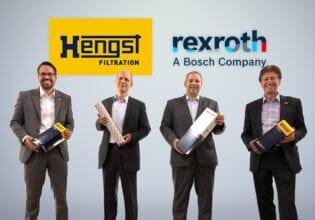 Hengst Filtration Bosch rexroth