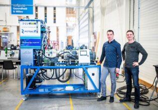 hydraulisch systeem voor ROVC