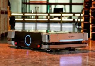 Omron HD 1500 robot