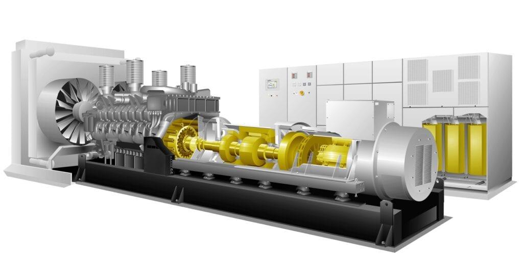 Rolls Royce Kinolt Eurodiesel