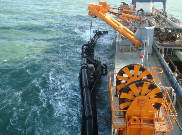 Bakker Sliedrecht onderwatermotor