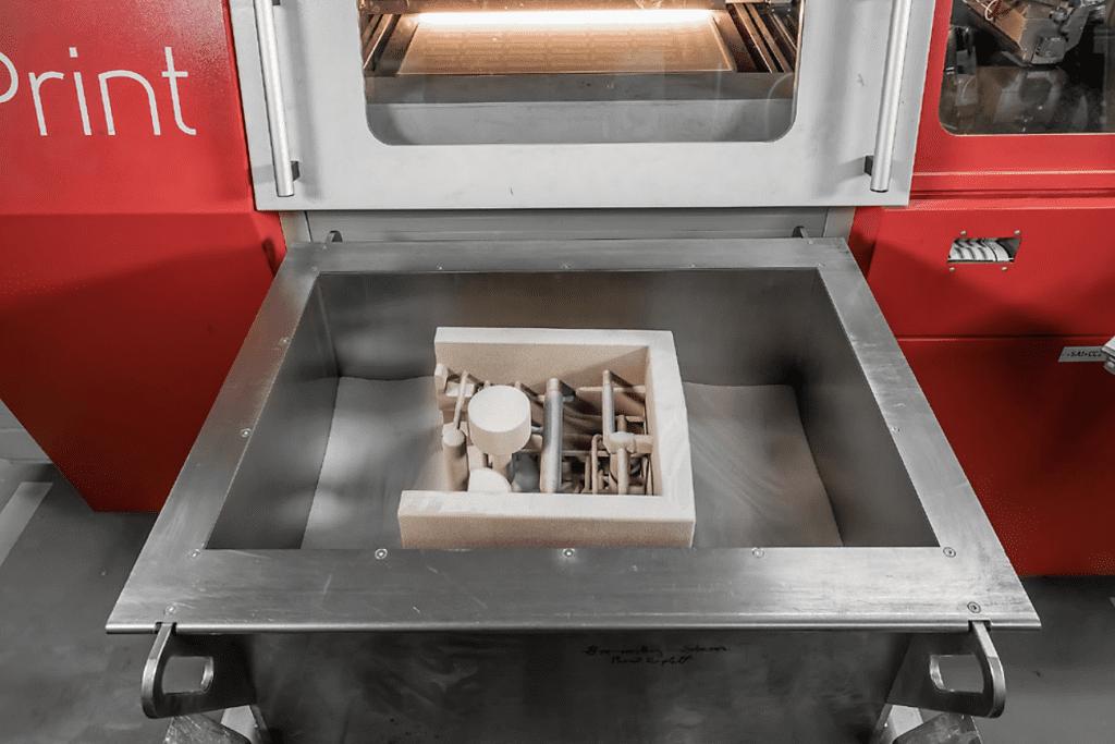 Bosch rexroth sandkerndruck