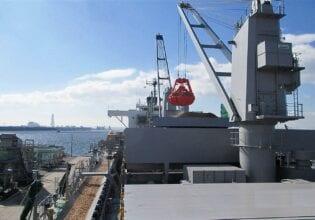 Iknow cranes bulk hoyer motor