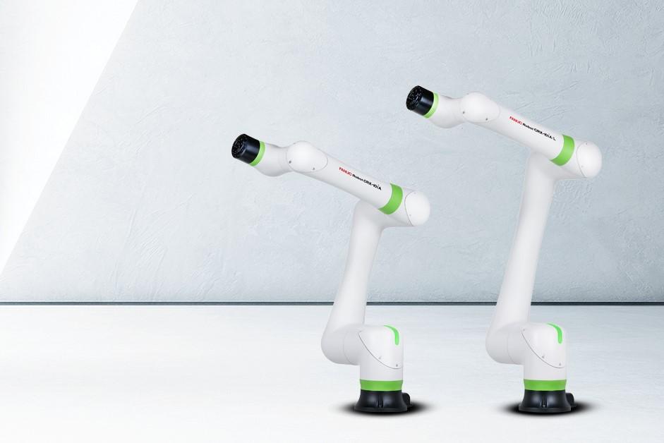 Fanuc cobot CRX-10iA