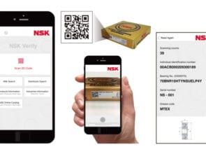Verify app van NSK nu ook voor industriële lagers