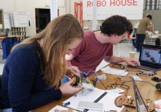TU Delft master Robotica