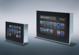 Pilz HMI PMIvisu v807 v812