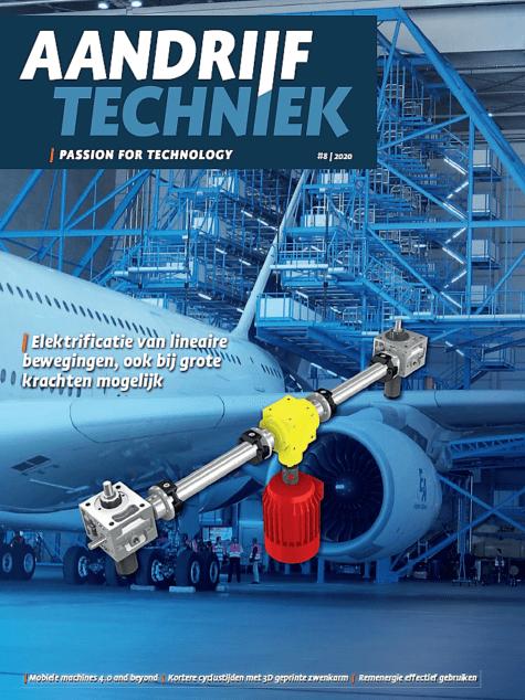 Cover Aandrijftechniek 8 2020