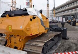 Bauma 2019 autonomous Liebherr
