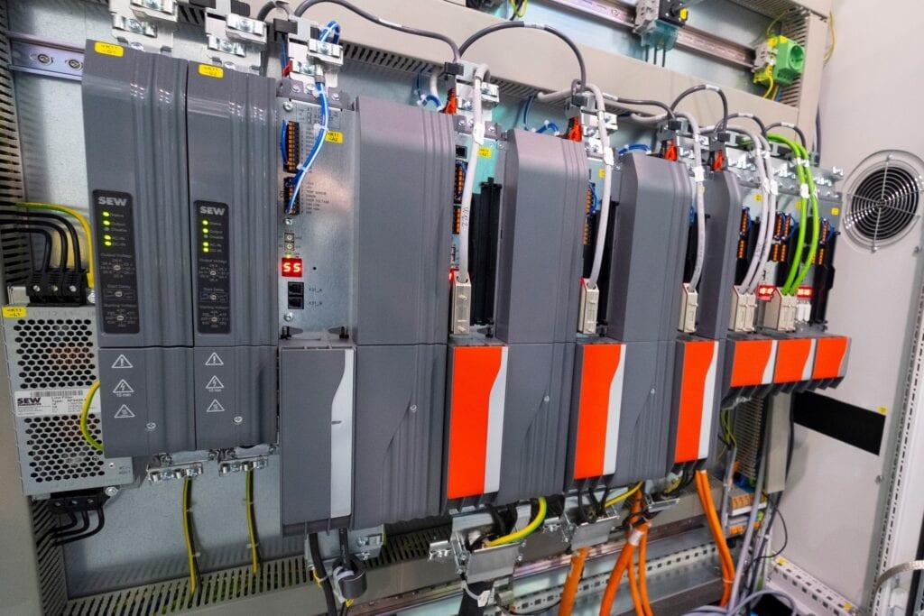 SEW Ilsemann Automation Aandrijftechniek