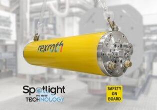 Bosch Rexroth Actuator Subsea