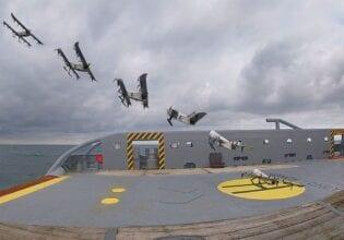 TU Delft waterstofdrone