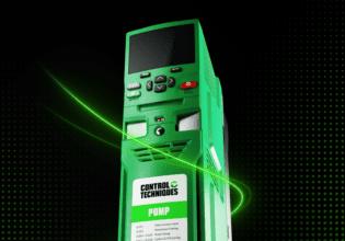 F600 Control Techniques pump