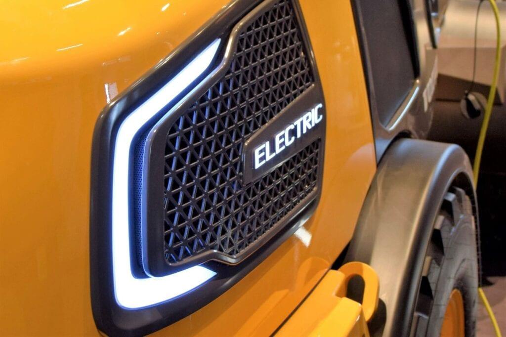 Volvo Construction Equipment electric