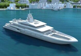 ABB Oceanco super yacht