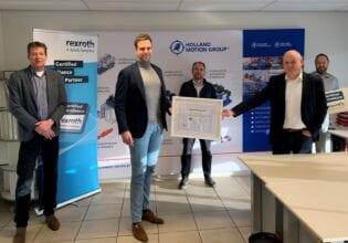 Holland Hydraulics Bosch Rexroth partner