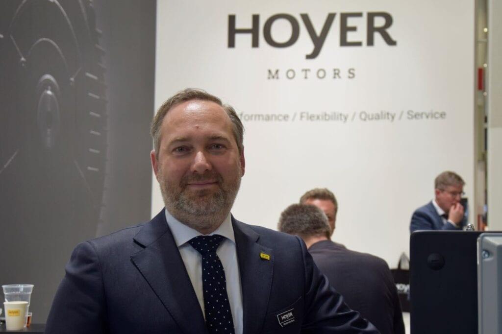Hoyer Motors Maarten de Beun