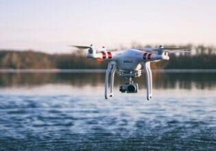 Drone quadcopter HTC