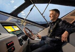 Volvo Penta docking assist