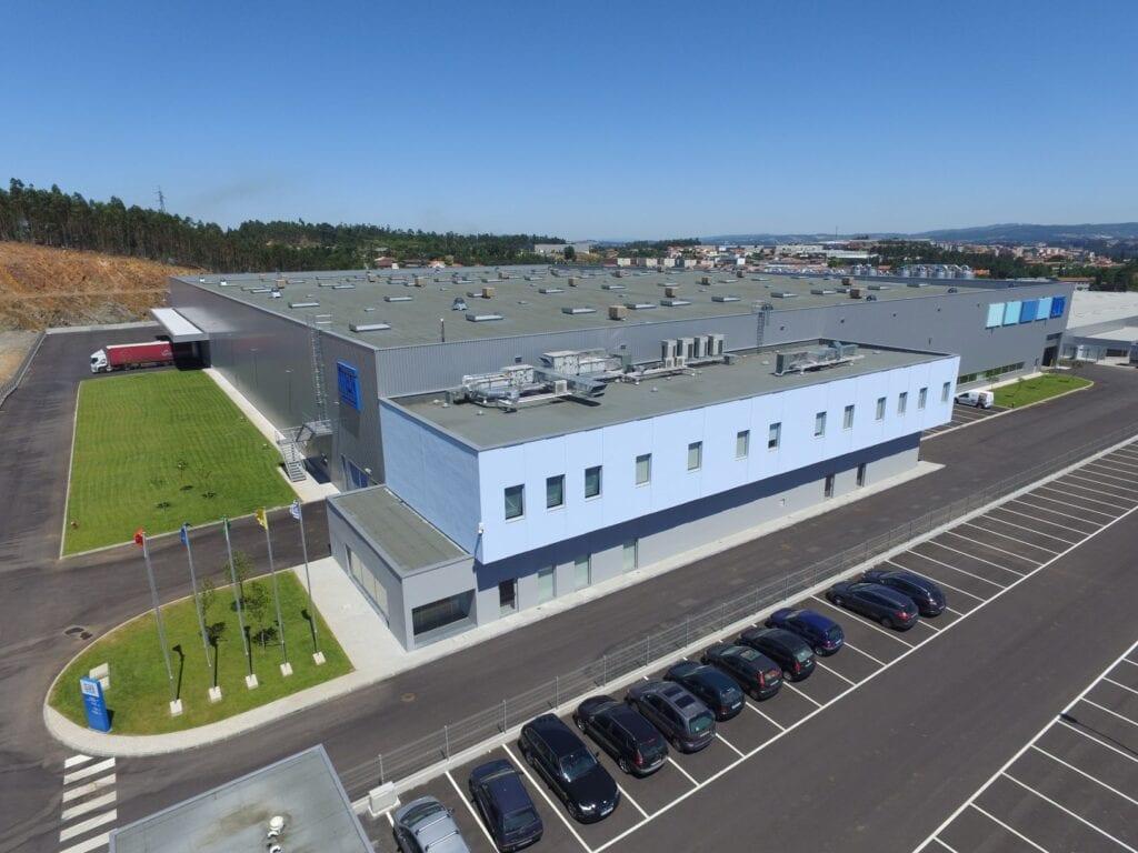 WEG factory Portugal