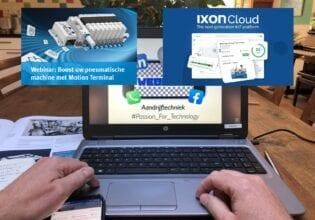 webinar aandrijftechniek Ixon Festo