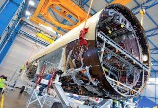 Airbus composites