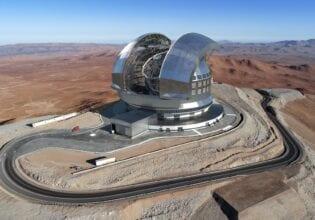 ELT telescope