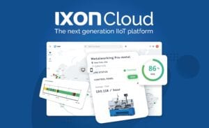 Ixon cloud IIoT plaform
