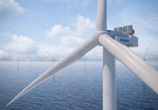 Vestas 15 MW windturbine