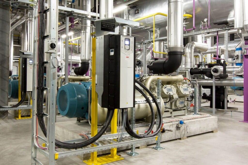 ABB energy motor drive